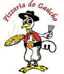 logo pizzaria do gaucho